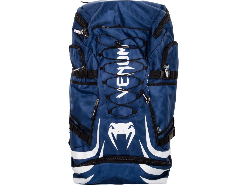 Backpack Venum Challenger XTREM - Navy Blue/White