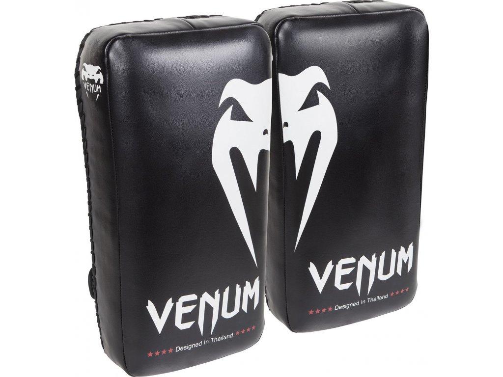 Kick Pads Venum Giant - Black/Ice (pair)