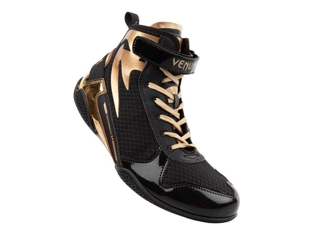 Boxing Shoes Venum Giant Low - Black/Gold