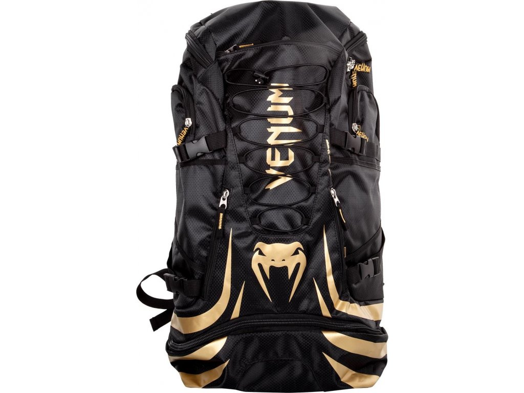 Backpack Venum Challenger Xtrem - Black/Gold