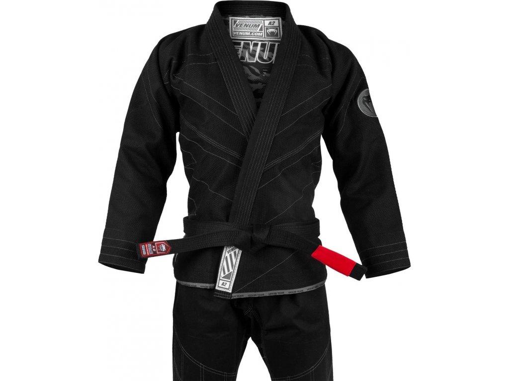 BJJ kimono Venum Classic 2.0 gi - Black