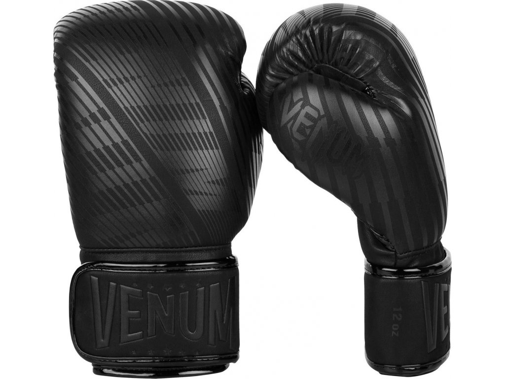 Boxing Gloves Venum Plasma - Black/Black