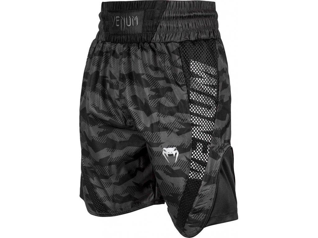 Boxing Shorts Venum Elite - Urban Camo/Black