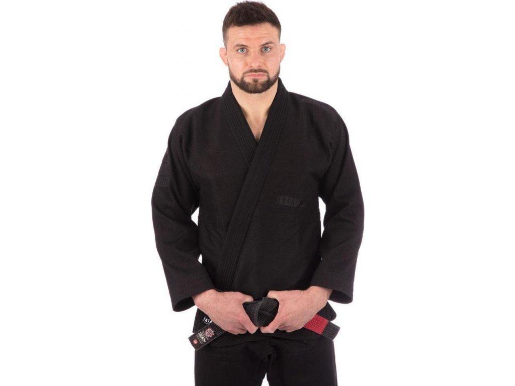 BJJ kimono gi Tatami Classic - Black