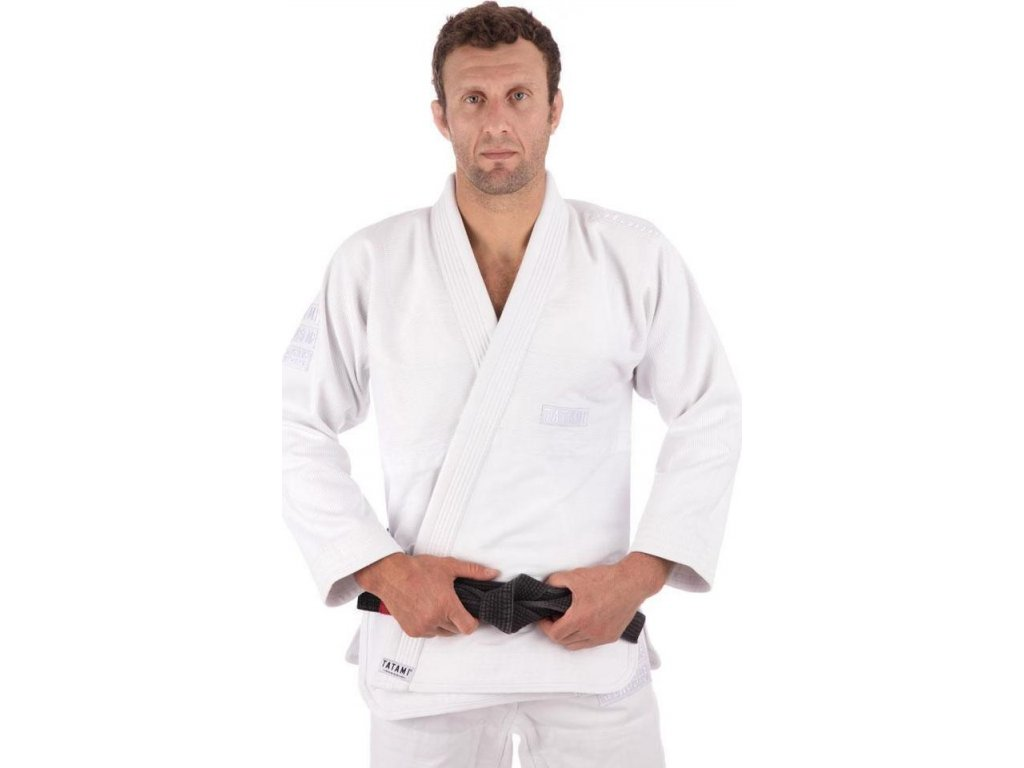 BJJ kimono gi Tatami Classic - White