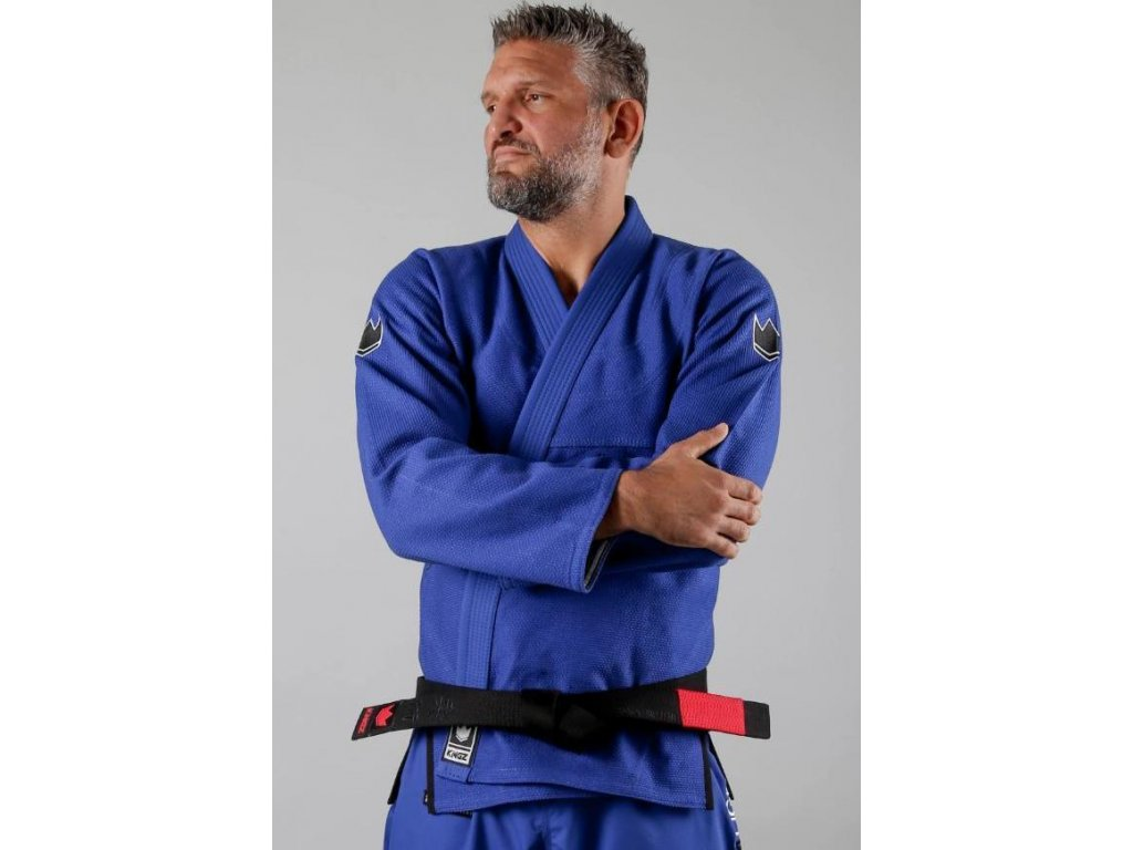 BJJ gi kimono Kingz Ultralight 2.0 - Blue