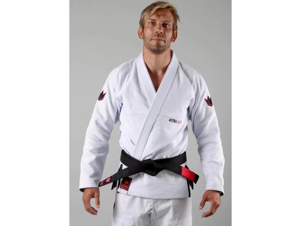 BJJ gi kimono Kingz Ultralight 2.0 - White