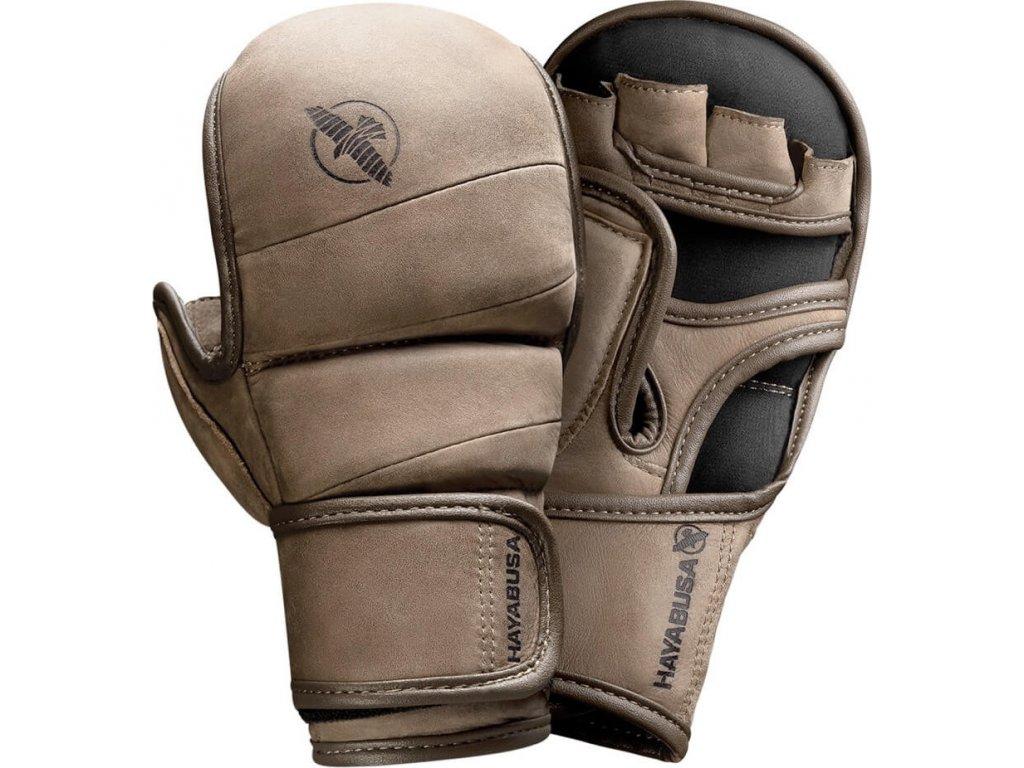 MMA Sparring Hybrid Gloves Hayabusa T3 LX 7oz