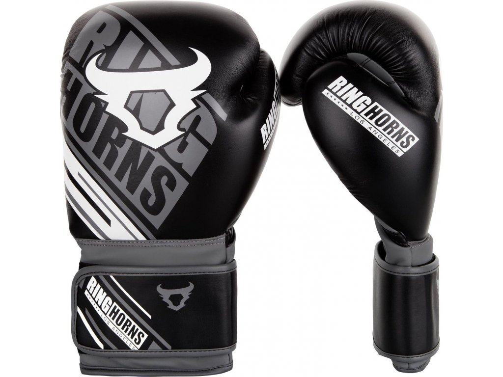 Boxing Gloves Ringhorns Nitro - Black
