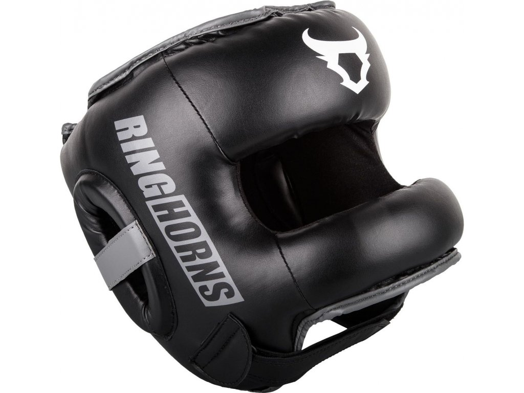 Headgear Ringhorns Nitro - Black