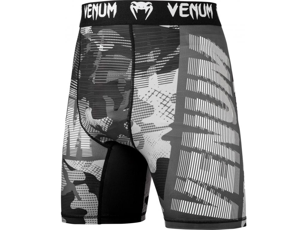 Compression Shorts Venum Tactical - Urban Camo/Black