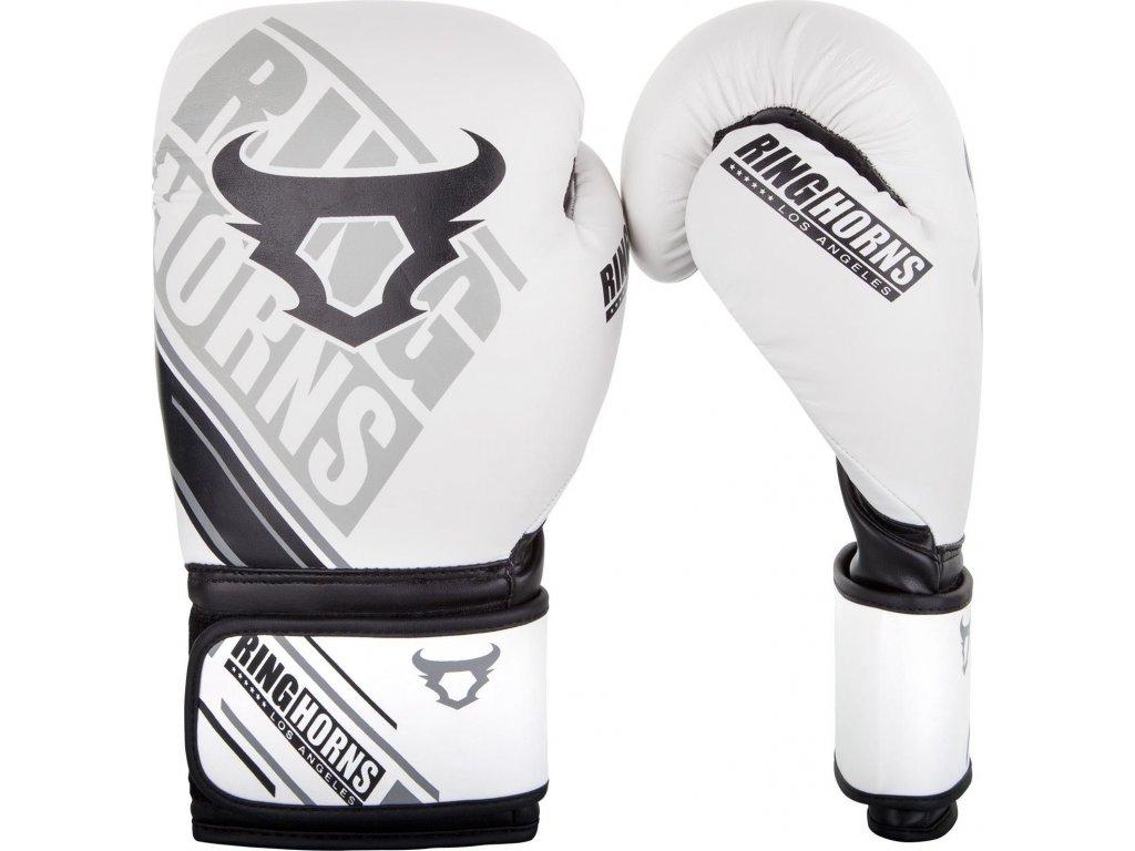 Boxing Gloves Ringhorns Nitro - White