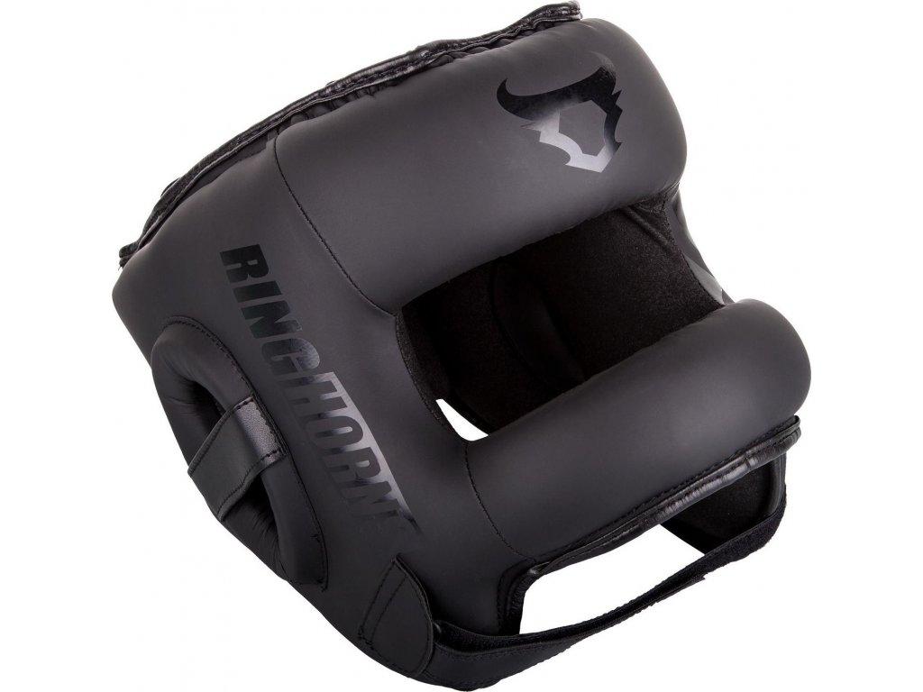 Headgear Ringhorns Nitro - Black/Black