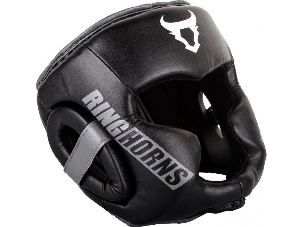 Headgear Ringhorns Charger - Black