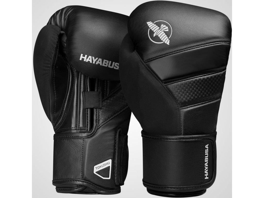 Boxing Gloves Hayabusa T3 - Black