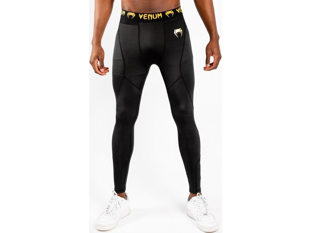 Men's Spats Venum G-FIT - Black/Gold