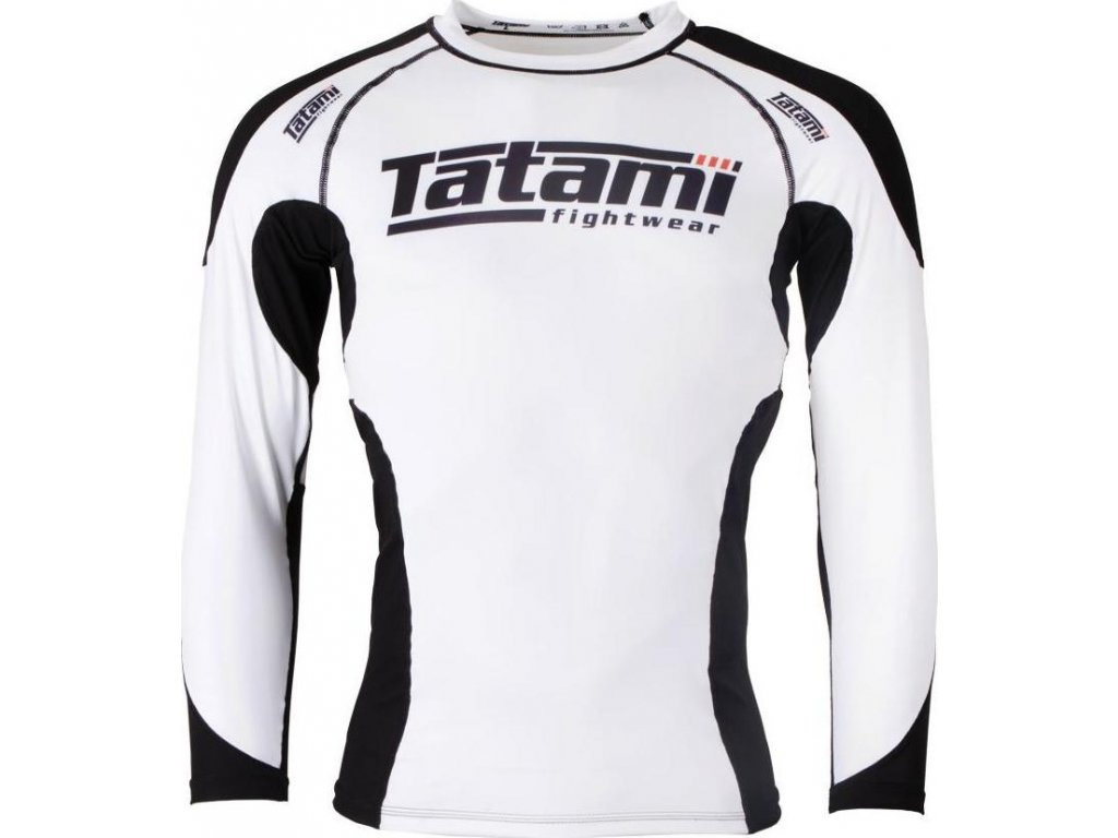 Rashguard Tatami Technical - White
