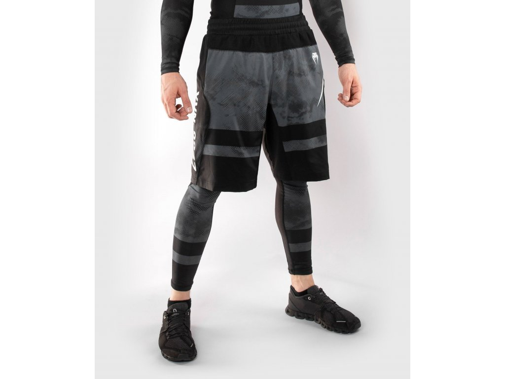 Training Shorts Venum Sky247 - Black/Grey