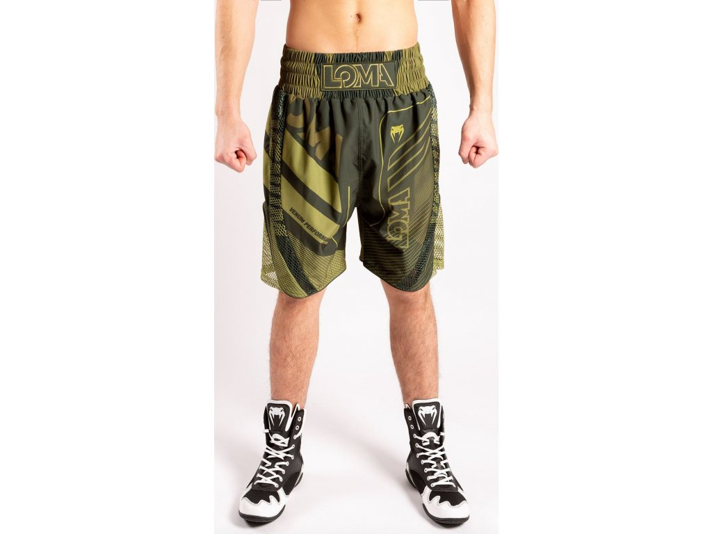 Boxing Shorts Venum Loma Commando - Khaki