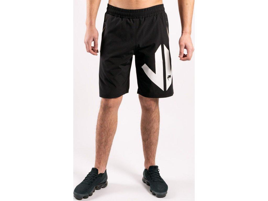 Training Shorts Venum Arrow Loma Signature - Black/White