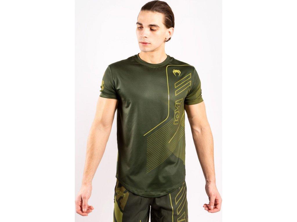 T-Shirt Venum  Loma Commando Dry Tech - Dark Camo