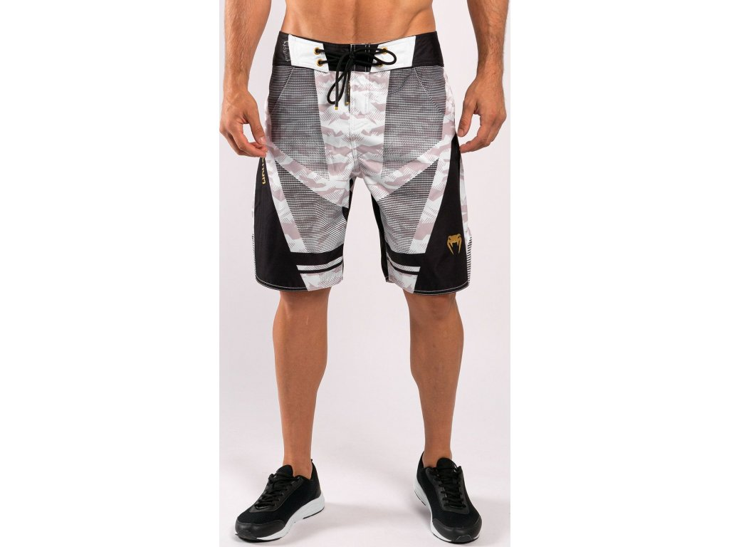 Men's Boardshorts Venum Trooper - White/Black