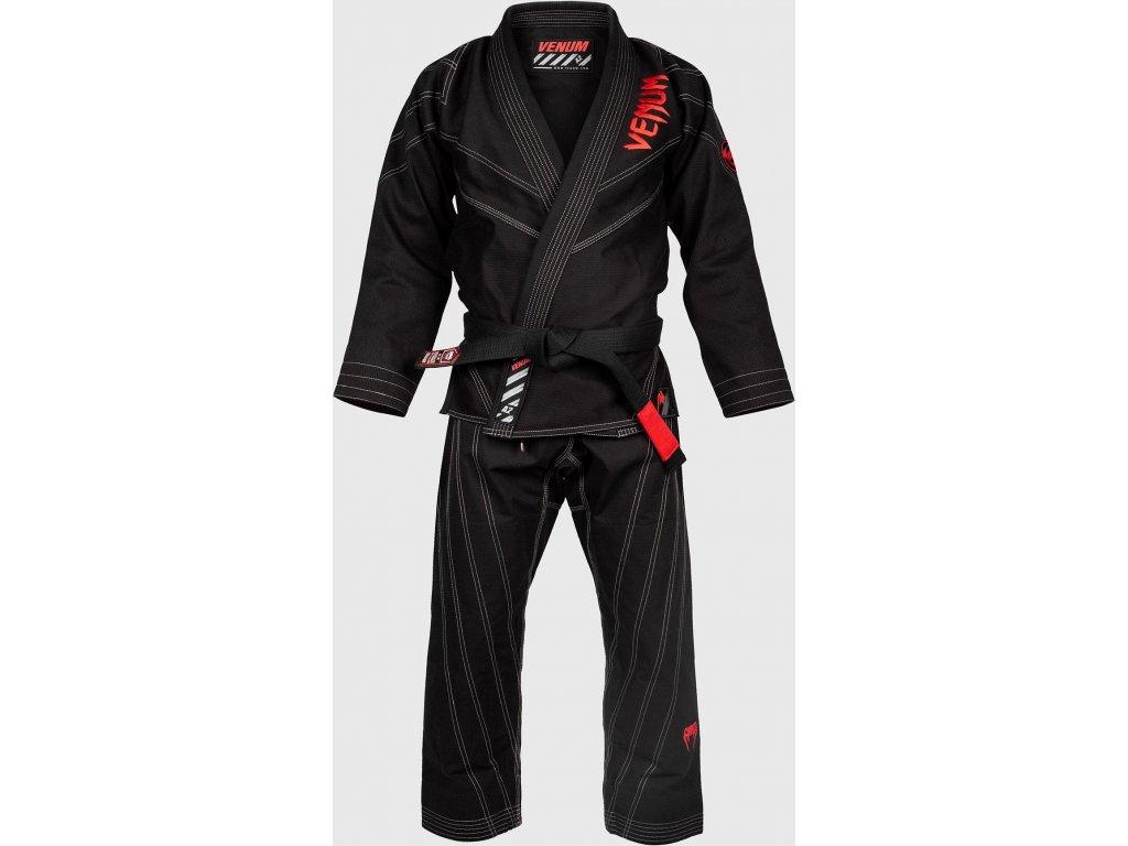 BJJ kimono Venum Power 2.0 Light gi - Black