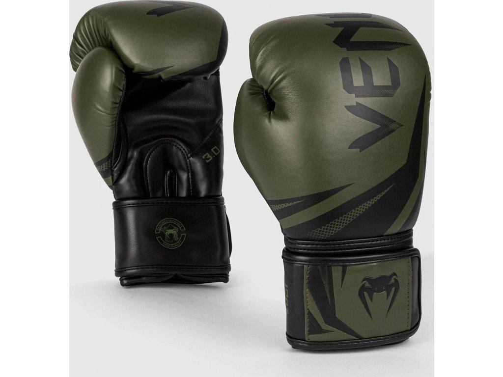 Boxing Gloves Venum Challenger 3.0 - Khaki/Black