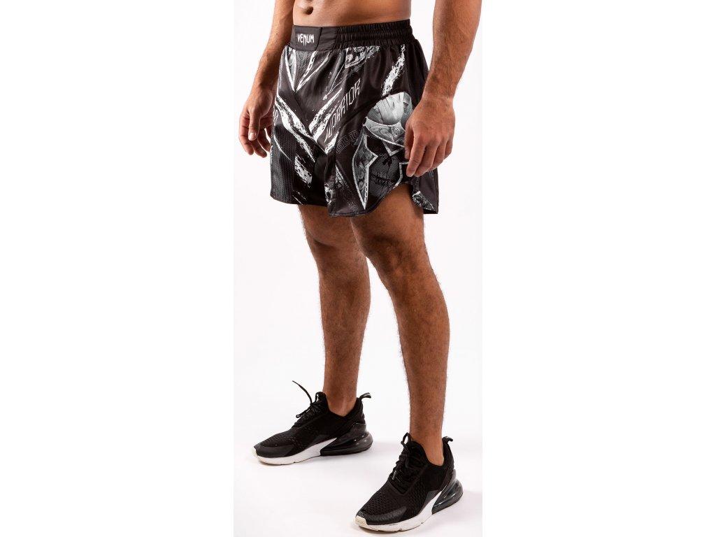 MMA Shorts Venum Gladiator 4.0 - Black/White