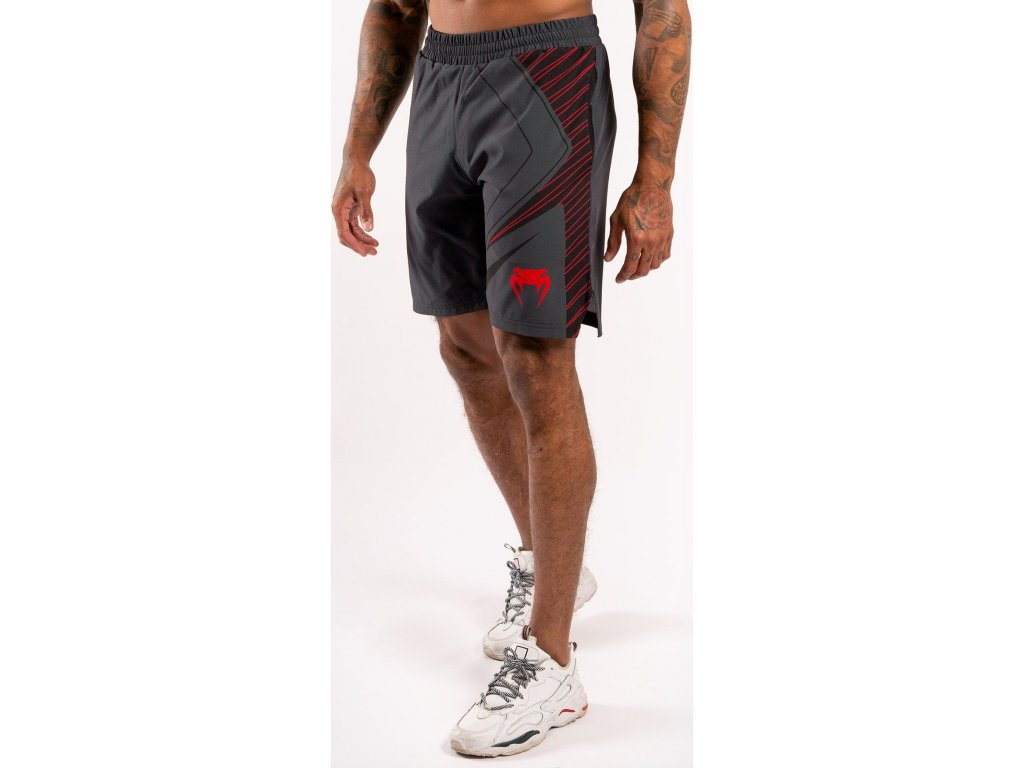 Training Shorts Venum Contender 5.0 - Black/Red
