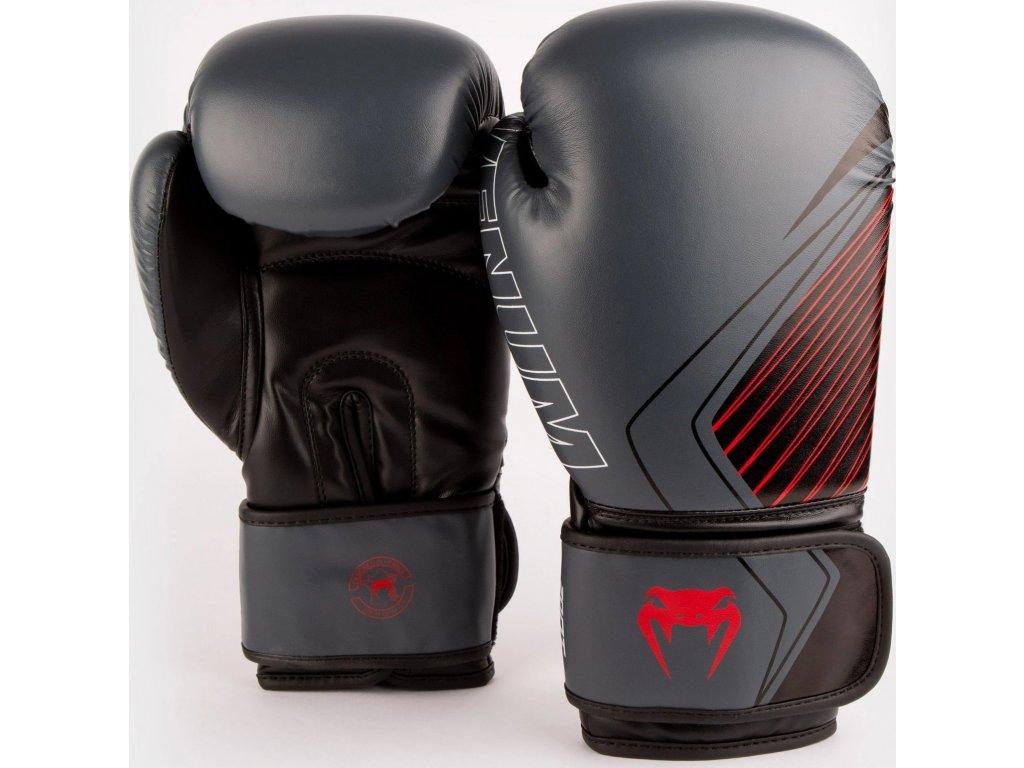 Boxing Gloves Venum Contender 2.0 - Black/Red