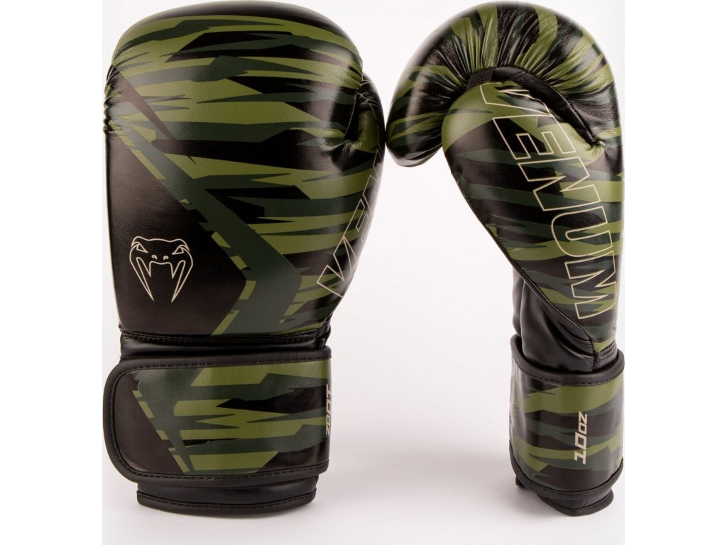 Boxing Gloves Venum Contender 2.0 - Khaki/Camo