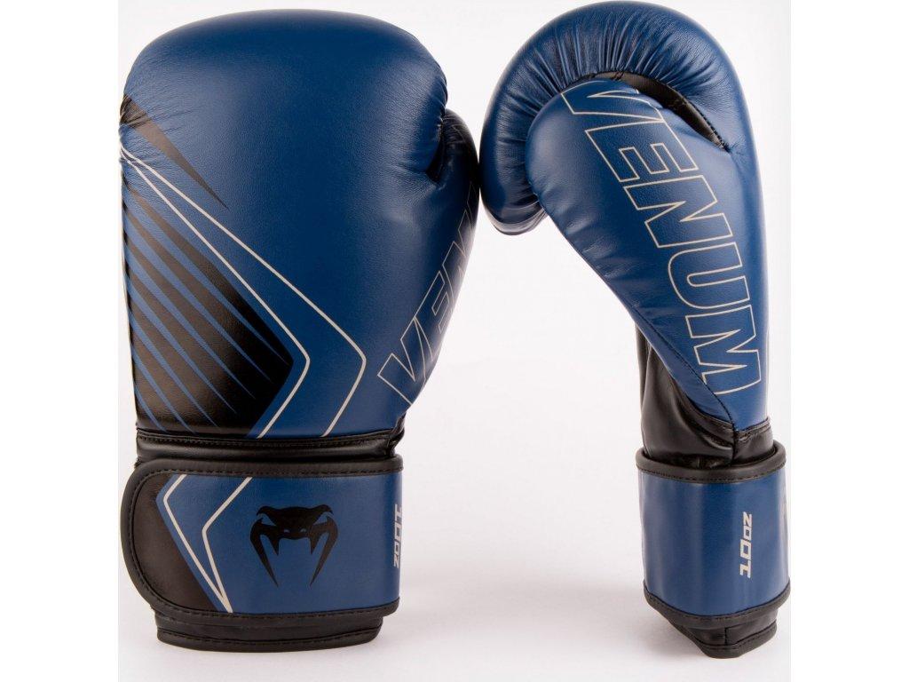 Boxing Gloves Venum Contender 2.0 - Navy/Sand