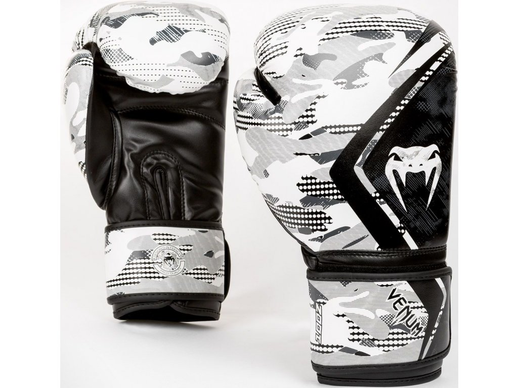 Boxing Gloves Venum Defender Contender 2.0 - Urban Camo