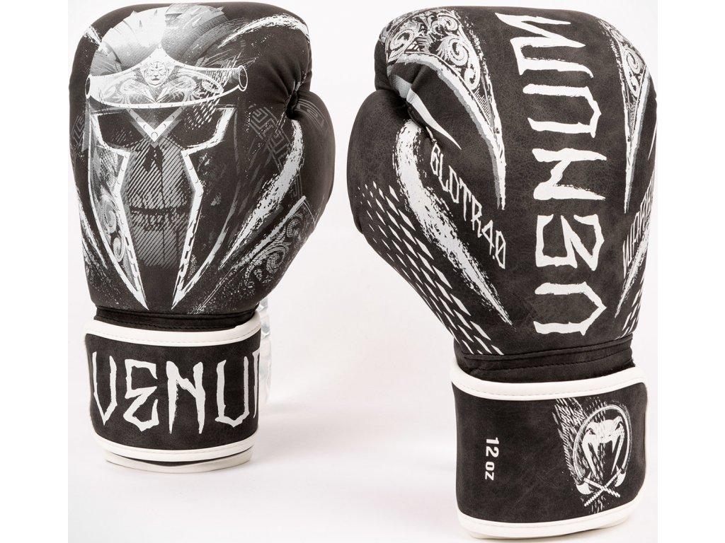 Boxing Gloves Venum GLDTR 4.0 - Black/White