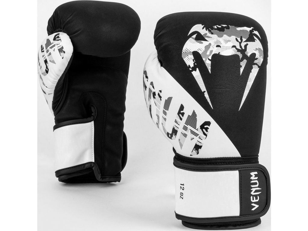 Boxing Gloves Venum Legacy - Black/White