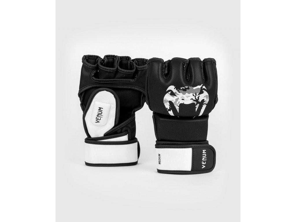 MMA Gloves Venum Legacy - Black/White
