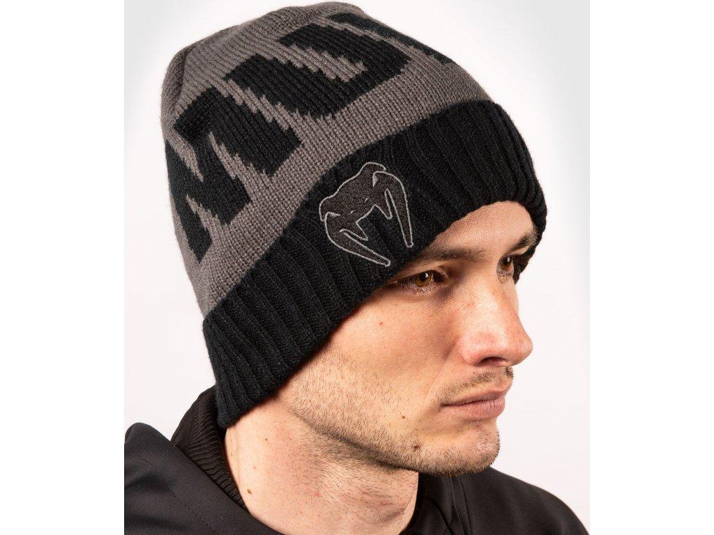 Beanie Venum Elite - Grey/Black