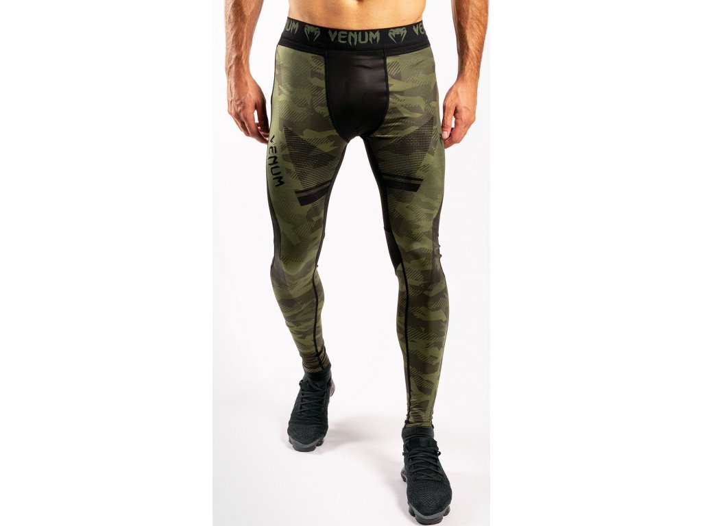 Men's Spats Venum Trooper - Forest Camo/Black
