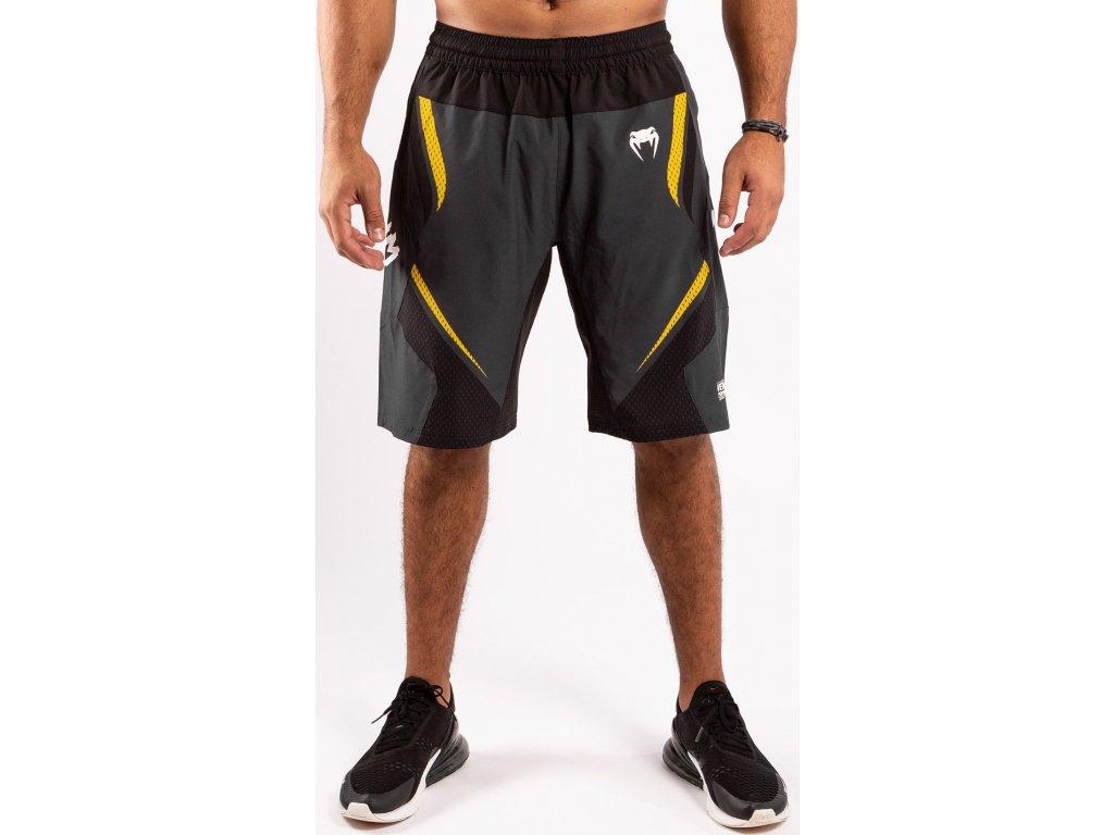 Training Shorts Venum ONE FC Impact - Grey/Yellow