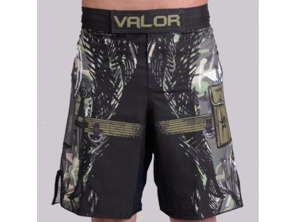 MMA Shorts Valor Assassin CAMO no-gi