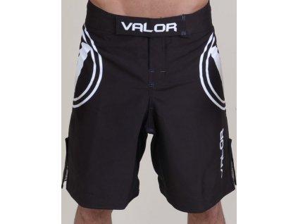 MMA Shorts Valor IBJJF BLACK no-gi