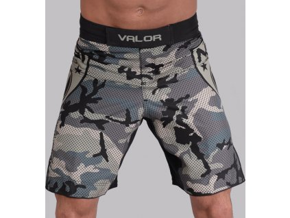 MMA Shorts Valor Liquid Camo JUNGLE no-gi