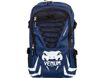 Backpack Venum Challenger Pro - NAVY BLUE/WHITE