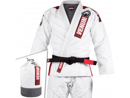 BJJ kimono gi Venum Elite 2.0 WHITE + BAG