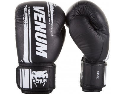 Boxing Gloves Venum Bangkok Spirit - Black  + FREE Boxing Hand Wraps Bail 3,5m
