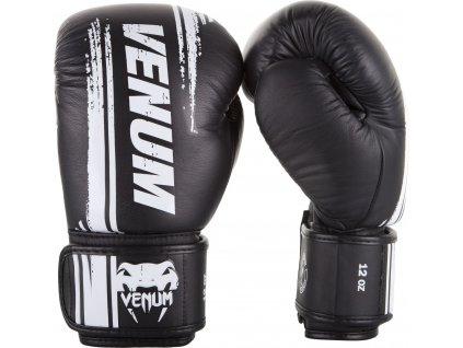Boxing Gloves Venum Bangkok Spirit - Black  + FREE Boxing Hand Wraps Bail 3,5m