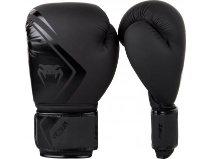 Boxing Gloves Venum Contender 2.0 Black/Black
