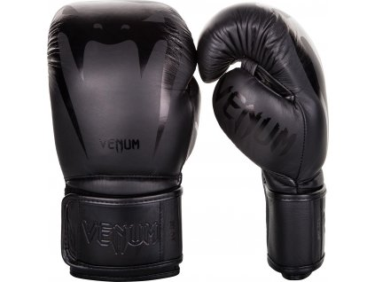 Boxing Gloves Venum Giant 3.0 - Black/Black