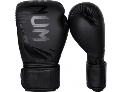 Boxing Gloves Venum Challenger 3.0 - Black/Black